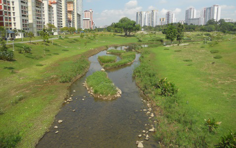 The four national taps of singapore: a holistic approach to water